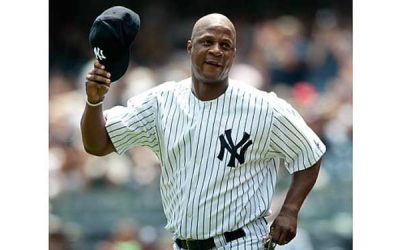 Darryl Strawberry Old Timers Yankees Feature Image
