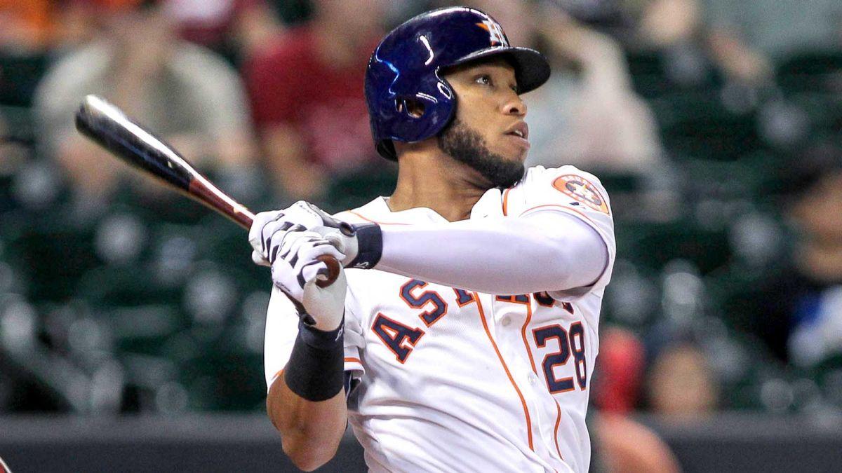 Houston Astros Jon Singleton