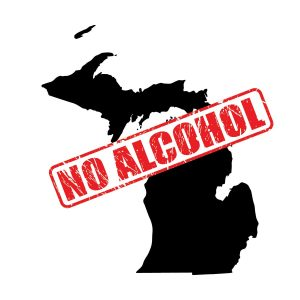 Michigan State goes no Alcohol in stadiums