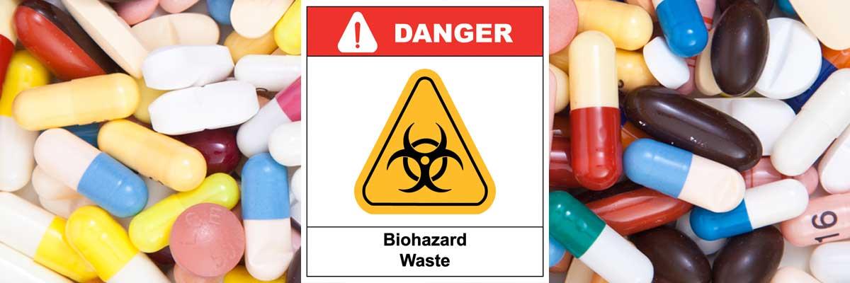 Biohazard pills