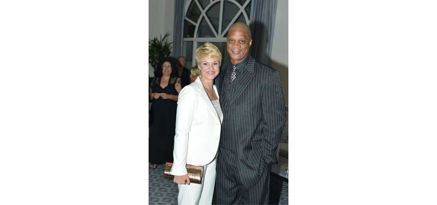 Darryl and Tracy Strawberry Gratitude House Gala