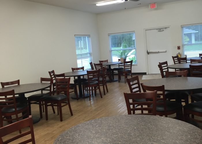 Dining Room Darryl Strawberry Recovery Center Deland