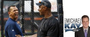 Darryl Strawberry interviewed by Michael Kay Show