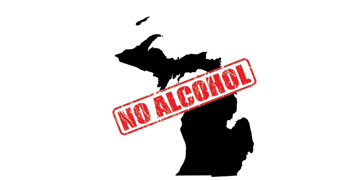 Michigan goes alcohol free in stadiums