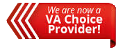 Strawberry Recovery Center is now a VA Choice Provider