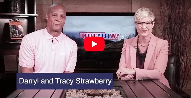 darryl and tracy strawberry opioids crisis next door