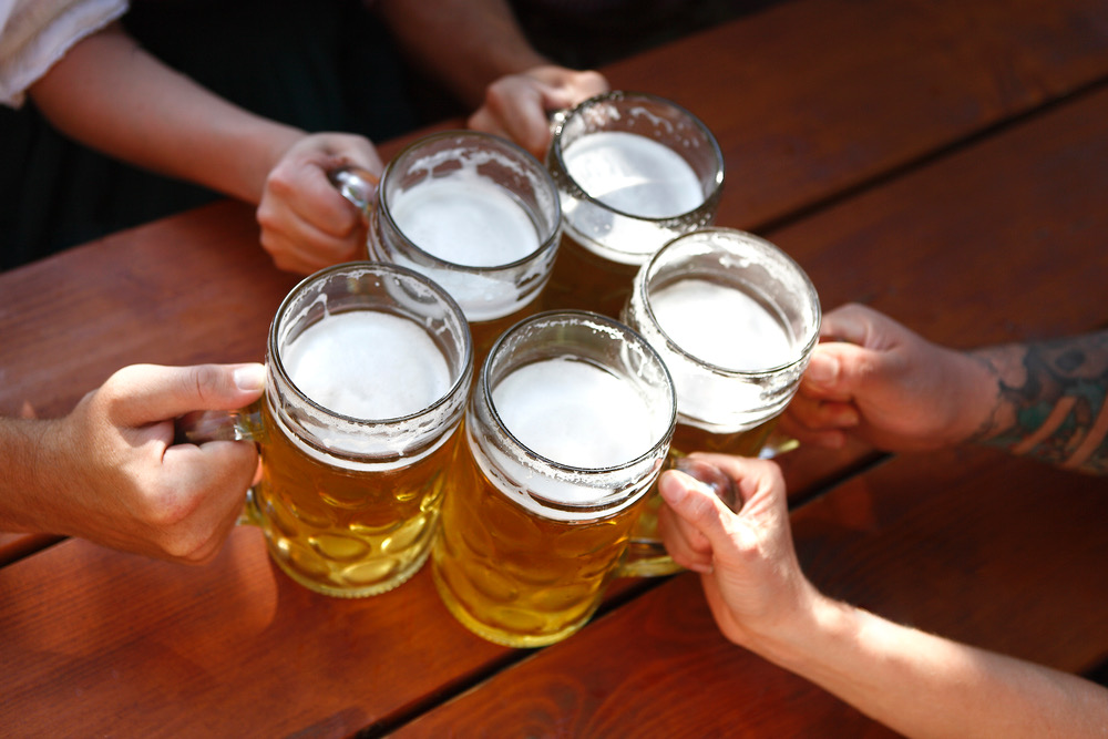 How can I stay sober with friends?